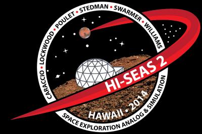 Patch de la mission HI-SEAS 2