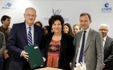 [PRESSE] Le CNES et ArianeGroup lancent la plateforme d'accélération ArianeWorks